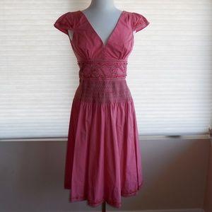 $288~ANTHROPOLOGIE~Plenty Tracy Reese Beaded Dress